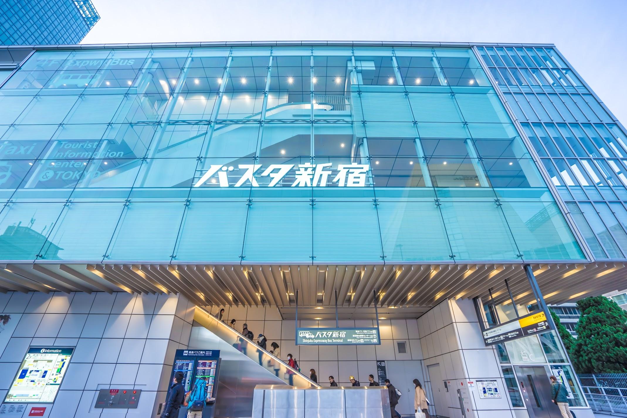 Shinjuku Expressway Bus Terminal1
