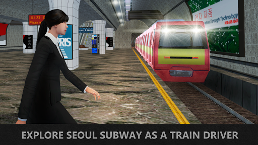 Seoul Subway Train Simulator