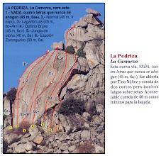Photo: LA PEDRIZA - La Camorza, cara este - (DNL - 220 - 2005)