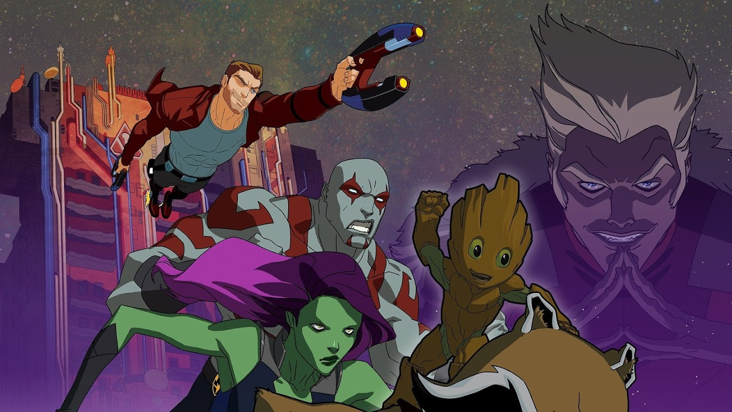 Marvel's Guardians of the Galaxy: Mission Break Out