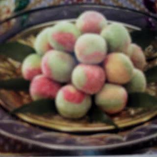Tunisian Almond Balls