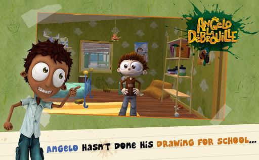 Angelo Rules - Crazy day u0635u0648u0631 1