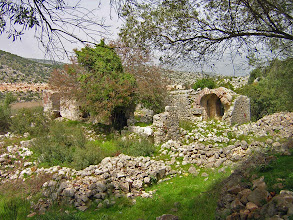 Photo: Adriake Remains .......... Ruines van Andriake