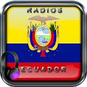 Radios Del Ecuador. icon