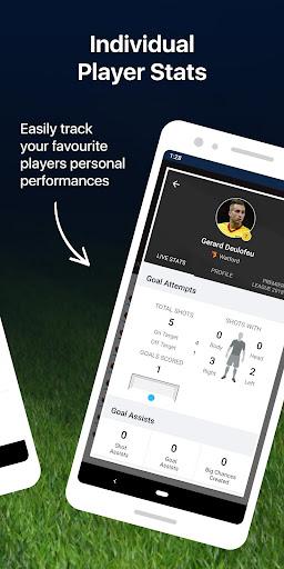 EPL Live: English Premier League scores and stats 8.0.4 Screenshots 6