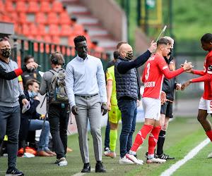 """Zinho Vanheusden est la seule éclaircie dans la grisaille liégeoise : """"Il montrait qu'il était prêt"""""""