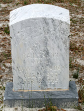 Photo: Maude Raulerson daughter of James C Raulerson and Mahaley Yarbrough / Wife of Maine Canaday