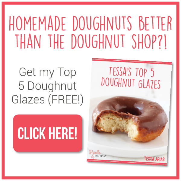 Homemade chinese doughnuts handle the heat forumfinder Choice Image