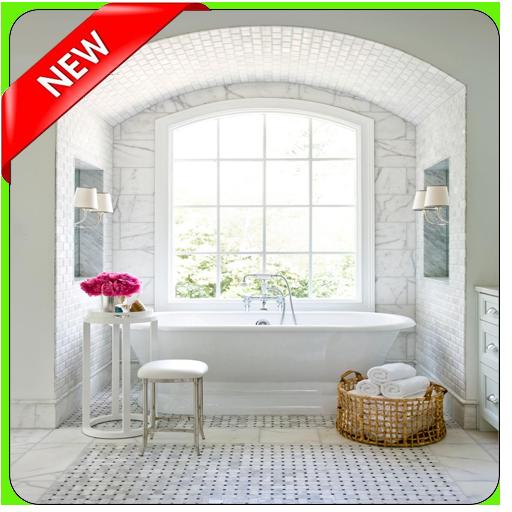 浴室磁磚思路