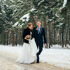 Wedding photographer Marina Fedosova (Vampiria). Photo of 03.02.2017