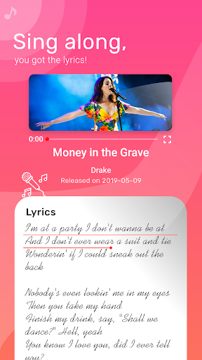 Free Music app with Inbuilt Music Player screenshot 5