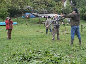 Photo: Ilyászati oktatás és gyakorlása.