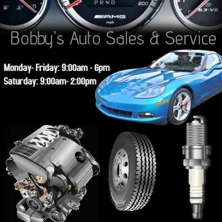 Bobbys Auto Sales >> Bobby S Auto Sales Used Car Dealer And Service Center And