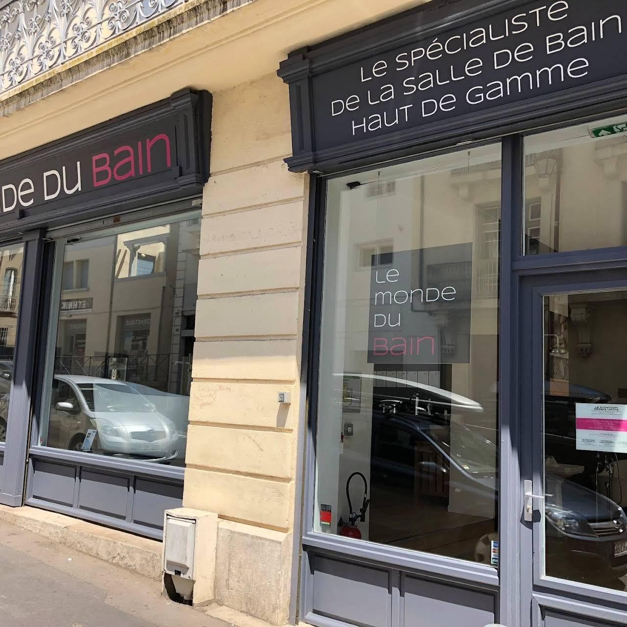 Le Monde Du Bain Sp Cialiste De La Salle De Bains Paris Lyon Et