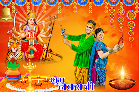 Download Navratri Photo Editor Frames For PC Windows and Mac apk screenshot 7
