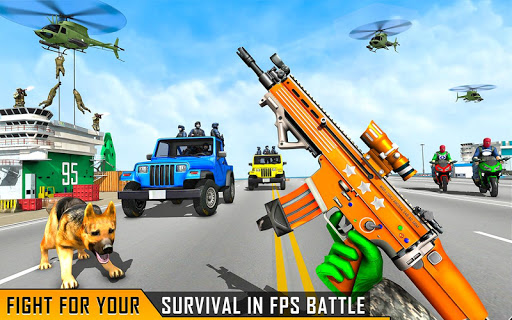 Secret Agent FPS Shooting - Counter Terrorist Game android2mod screenshots 8