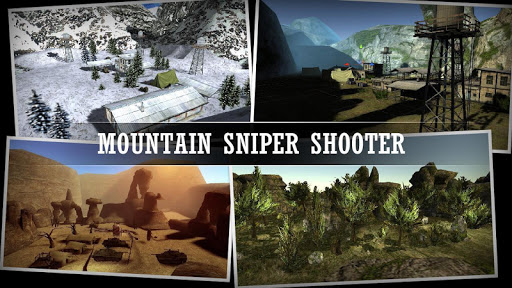 Mountain Sniper Shooting - screenshot