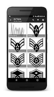 Military Ranks- screenshot thumbnail