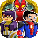 Ultimate Block Avengers icon