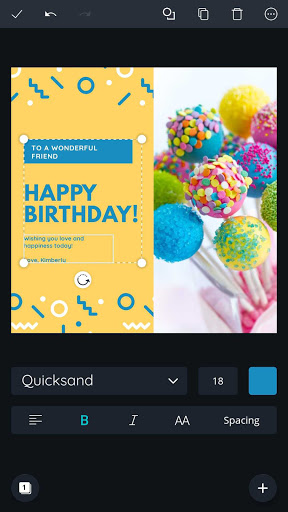 Canva: Graphic Design, Video Collage, Logo Maker 2.76.0 Screenshots 8