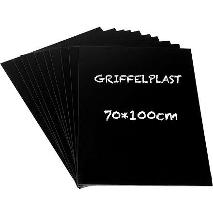 Griffelplast 70x100 10/fp