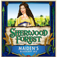 Logo of Sherwood Forest Brewers Ltd. Maiden's Blueberry Ale