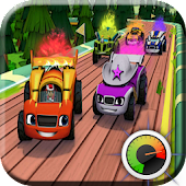 Blaze and Friend's Racing