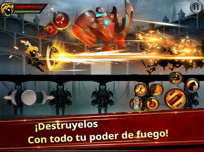 Stickman Legends – Ninja Warriors: Shadow War 9