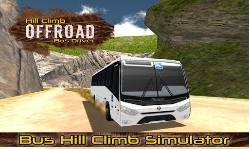 Offroad Hill Climb Tourist Bus