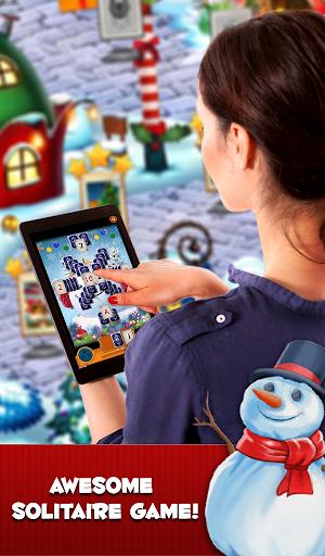 Christmas Solitaire: Santa's Winter Wonderland 1.0.23 DreamHackers 4