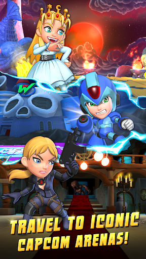 Puzzle Fighter 2.3 screenshots 4
