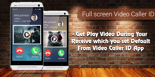 Video Caller ID