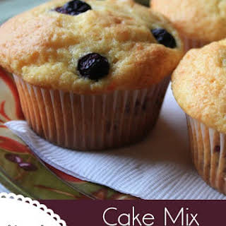 Easy Blueberry Cake With Cake Mix Recipes.
