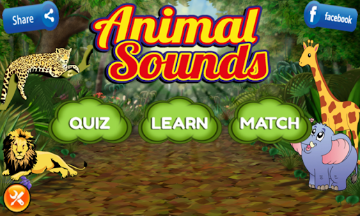 Learn Animal Sounds- screenshot thumbnail