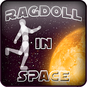 Ragdoll in Space