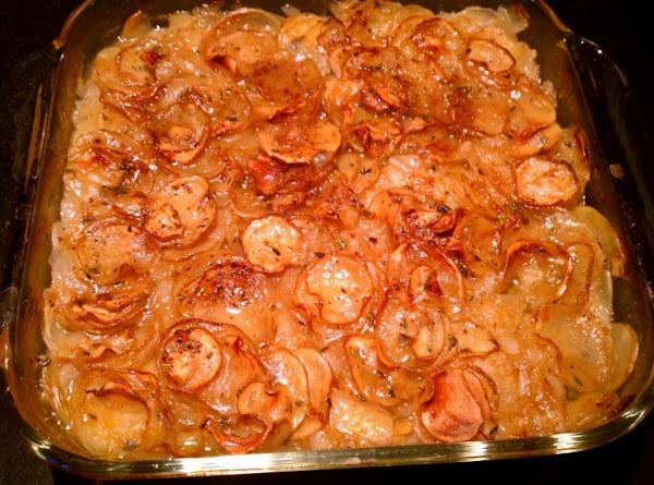 Slow French Potatoes Recipe