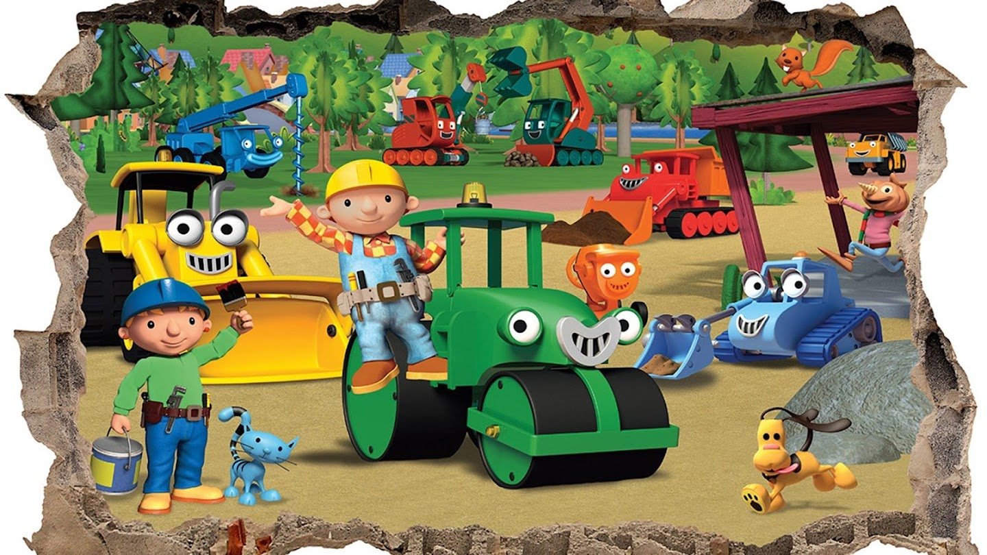 Watch Bob the Builder: Project Build It live