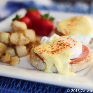 Eggs Benedict Sauce Mustard Recipes