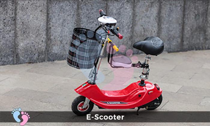 Xe điện E-Scooter mini gấp gọn 11