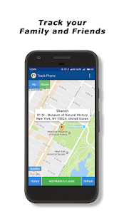 Track Any Phone: iLocateMobile- screenshot thumbnail