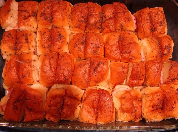 Supreme Ham And Cheese Sandwiches Recipe