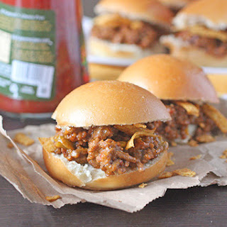 Cheesy Mexican Sloppy Joe Sliders