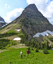 Photo: On Stony Indian Pass