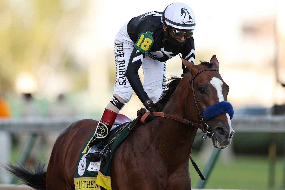 Authentic brilló en el Kentucky Derby y convirtió a Bob Baffert en inmortal