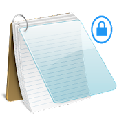 Notepad with Lock