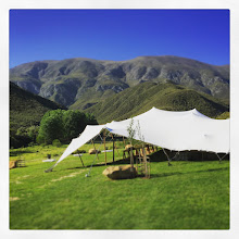 Photo: Beautiful tent over the pool with amazing views