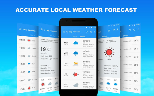玩免費天氣APP|下載Accurate Weather Forecast app不用錢|硬是要APP