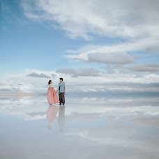 Wedding photographer Pankkara Larrea (pklfotografia). Photo of 10.01.2018