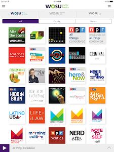 WOSU Public Media App screenshot 12