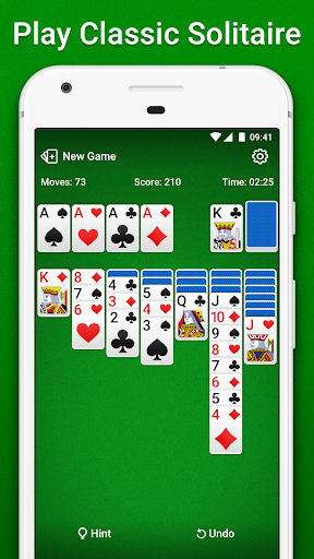 Solitaire – Classic Klondike Card Game apkmartins screenshots 1